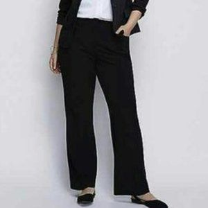 Lane Bryant Classic Trouser with Tummy Panel